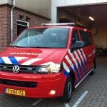 Nieuw brandweervoertuig Dinxperlo
