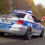Polizei Streifenwagen