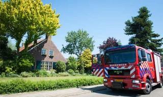 Keukenbrand Beggelderveldweg Dinxperlo