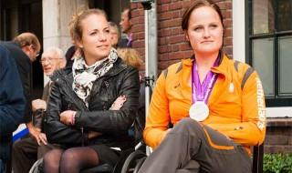Jiske Griffioen en Aniek van Koot