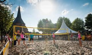 Jumbo Arentz City Beachtoernooi 2015