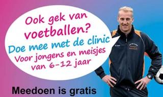 Martijn Meerdink Voetbalclinic