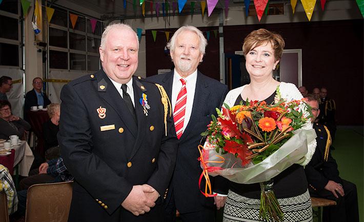 Koninklijke onderscheiding Ronald Kraan
