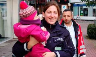 Polizeikommissarin Overkamp