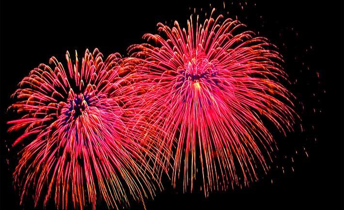 fireworks - vuurwerk - nieuwjaar