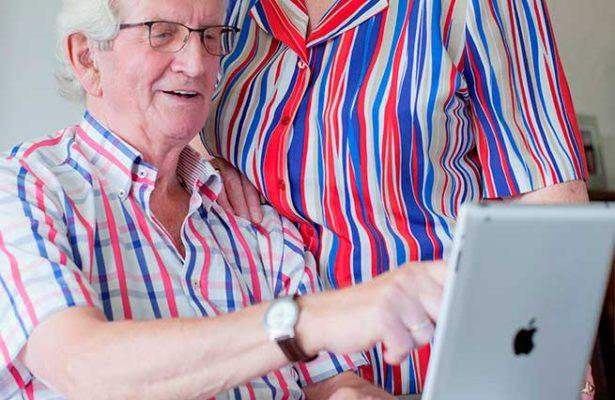 Cursus tablet voor senioren
