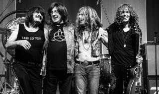 Lead Zeppelin Tribute Band