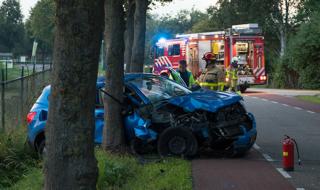 Eenzijdig ongeval Lage Heurnseweg