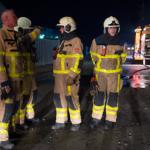 Brandweer Dinxperlo industrieterrein Aalten
