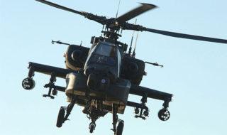 Apache Helikopter Defensie