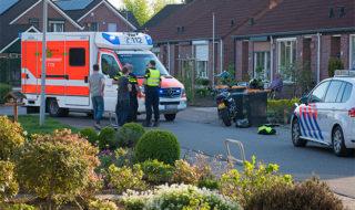 Minderjarige jongen gewond