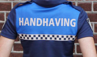 Uniform handhaving