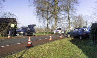 Ongeval Lage Heuernseweg
