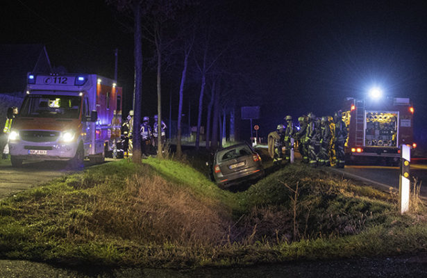 Ongeval Dinxperloer Strasse Suderwick
