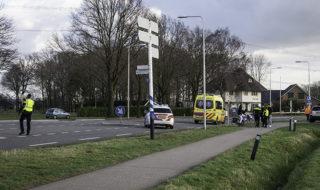 Ongeval letsel Dinxperloseweg