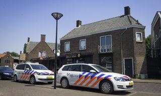Sluiting pand Kerkstraat
