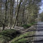 Höftgraben LKW umgekippt