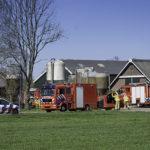 Ontbranding mestgassen voorst