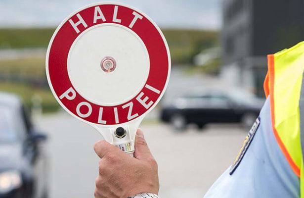Grensvekeer Bundespolizei