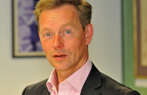 Ordnungsdezernent Thomas Waschki