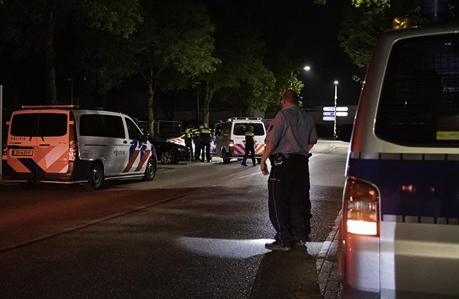 Zoekactie Politie/Polizei in Dinxperlo