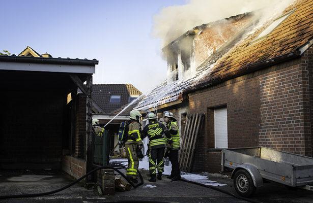 Feuerwehr Bocholt Suderwick en Dinxperlo