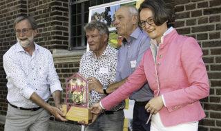 Ina Scharrenbach Freek Diersen, Werner Brandt, Johannes Hoven