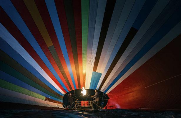 Thriller ballon