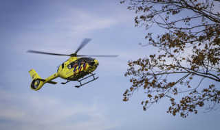 Traumahelikopter Lifeliner3
