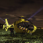 Traumahelikopter in Dinxperlo