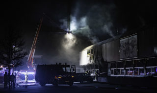 Grote brand Multicyce Ulft