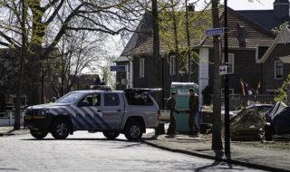 Brisantgranaat Kwikkelstraat