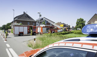 CrossFire brandweer Feuerwehr