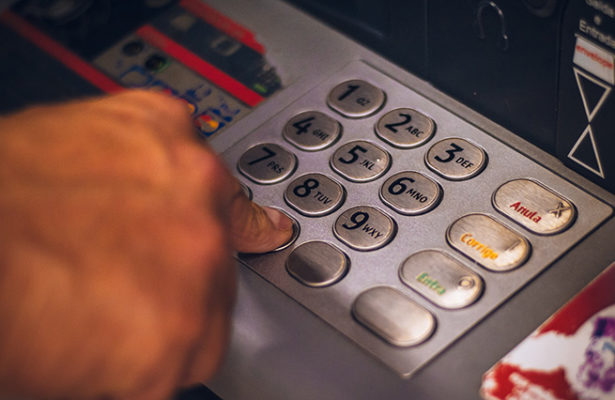 Rabobank Geldautomaat